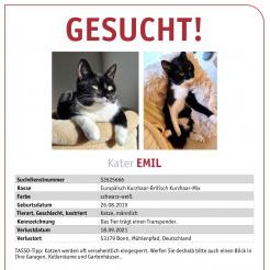 Profilbild von Emil
